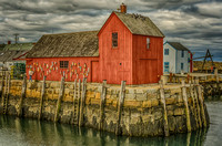Lobster Barn by Sue Armstrong