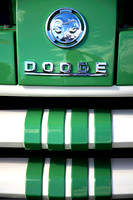Dodge Green and White small